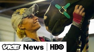 Therapeutic Farms Are Helping Americans With Mental Illness  VICE News Tonight on HBO (Full Segment)
