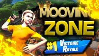 LIVE FORTNITE FR PS4 MOVING ZONE CODE CREATEUR: BLX