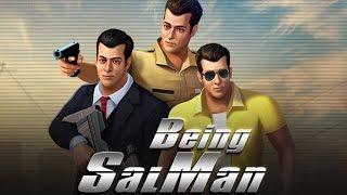 Salman Khan Launches His Own Game, 'Being Salman Game' | Bollywood News