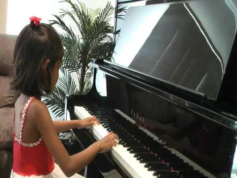 Selalihini Kowul Handa Raw Denna - Played on Piano by Tharushi Walisinghe