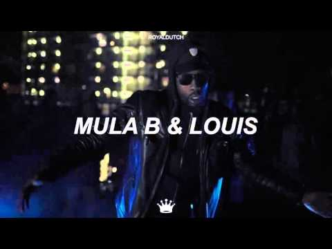 Mula B & Louis - Paperclips (Prod  IliassOpDeBeat)