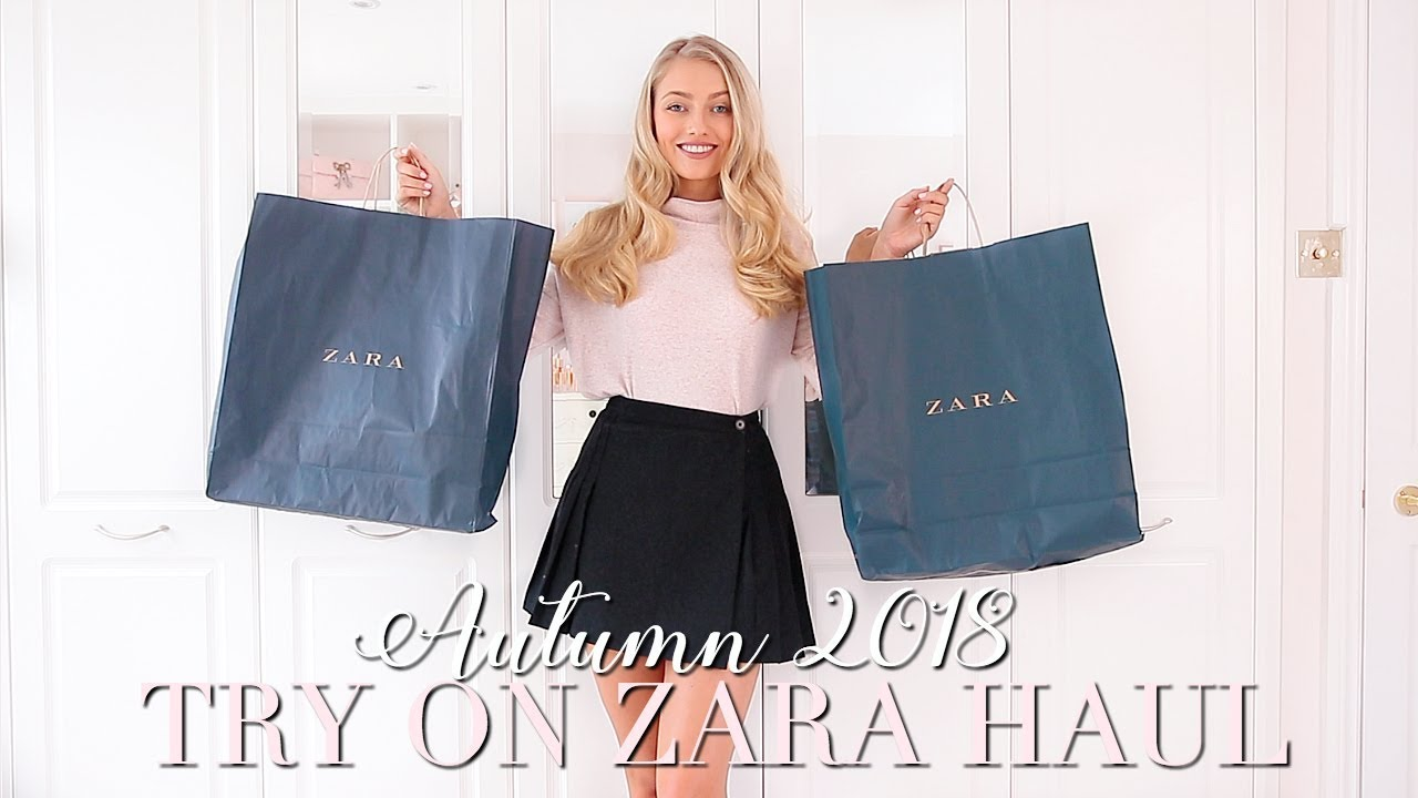 Grote Strandlakens Autumn Zara Haul Autumn Fashion Edit Freddy My Love