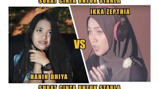 Surat Cinta Untuk Starla - Virgoun (Cover) by HANIN DHIYA & IKKA ZEPTHIA