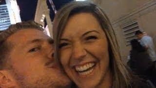 Repeat youtube video Kissing Selfie Surprise