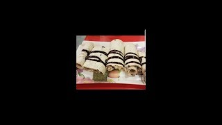 ICE CREAM ROLLS | Chocolate Chip Cookie with Real Chocolate Chips and Crunch