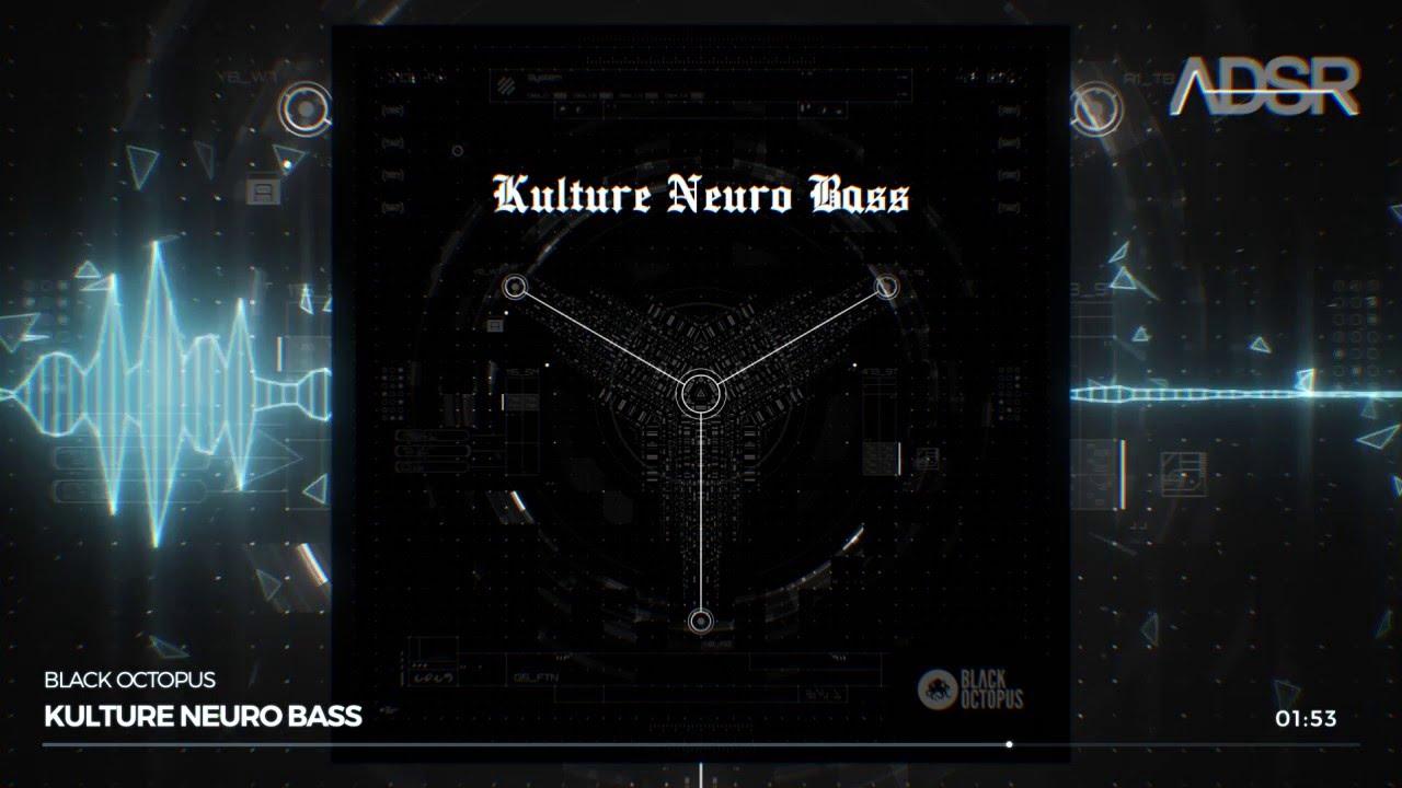 Kulture Neuro Bass - 1.25GB Sample Pack (Black Octopus) - YouTube