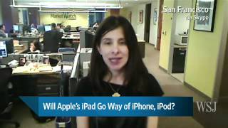 Will The New iPad Follow the Path of the iPhone or iPod?