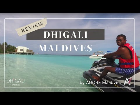 Review of DHIGALI MALDIVES by The Maldives Travel Counsellor