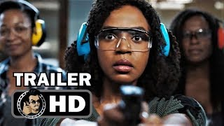 HERE AND NOW Official Trailer (HD) Tim Robbins, Holly Hunter HBO Drama Series