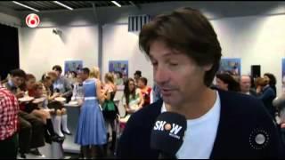 DIK TROM | Perspresentatie | Shownieuws (25 oktober 2012)
