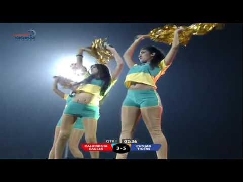 World Kabaddi League   Match 30: California Eagles Vs Punjab Tigers