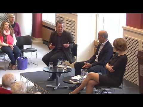 Rich and poor: a cause for social unrest? at the Oxford Literary Festival 2015