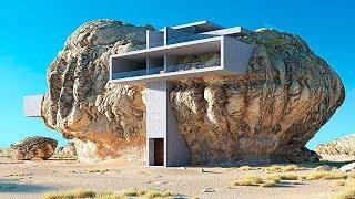 Необычные дома совершенно нового уровня 🏠