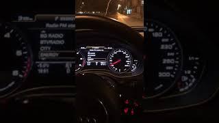 Audi a6 biTdi 0-100km/h acceleration