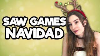 SAW GAMES: ¡LA NAVIDAD ESTÁ LLEGANDO!