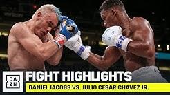 HIGHLIGHTS | Daniel Jacobs vs. Julio Cesar Chavez Jr.