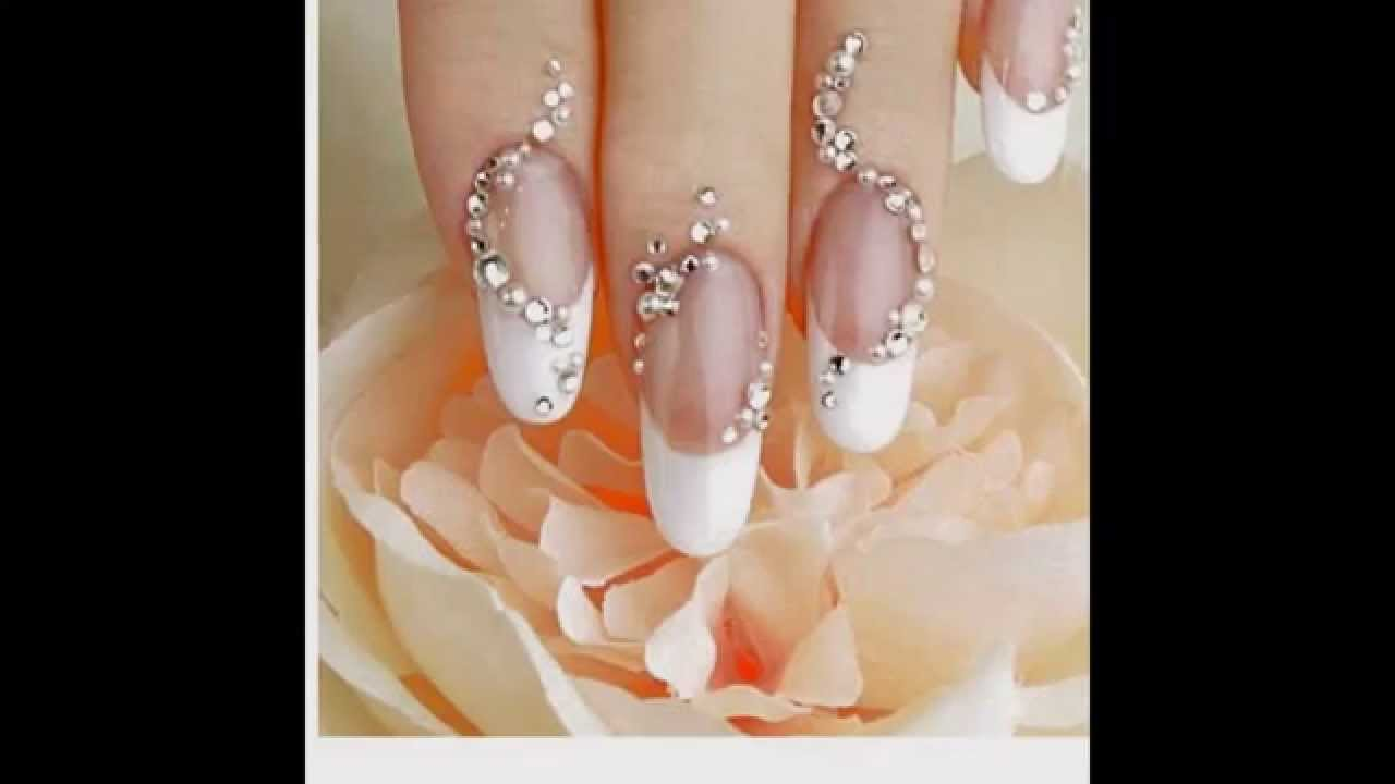 Clear Nail Design By Nailideasite Youtube