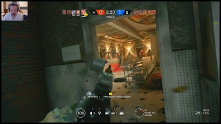 Video de EL SECRETO DEL FUZE / RAINBOW SIX / BYABEEL