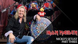 Iron Maiden - Nicko's Setlist, Part 3