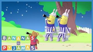 Space people | Bananas in Pyjamas