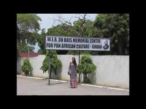 W E B  Du Bois Memorial Centre - 2016 Fulbright-Hays Ghana Group Abroad