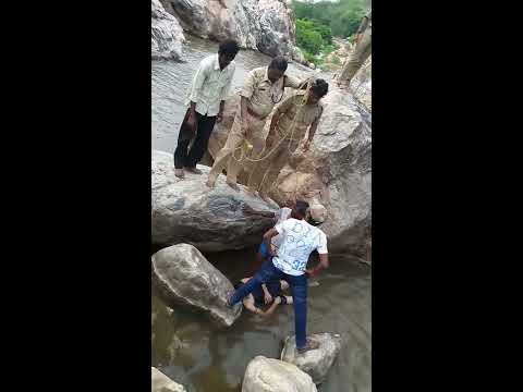 BE student from Bellary drowns in Chunchi Falls