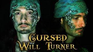 Cursed Will Turner Barnacle FX Makeup Tutorial