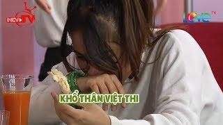 Dù khác đội nhưng Winner P336 CỰC KÌ LO LẮNG cho Việt Thi khi bị Kenji phạt ăn món QUÁI DỊ 😂
