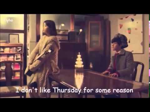 Song Seung Hun respond to IU's Friday song XD