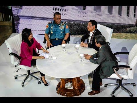 """Sudut Istana TVRI - Bapak Bambang Suswantono """"Paspampres"""" (Eps.34)"""