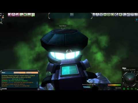 Entropia Universe: 25 PED Calypso Mining Run [Part 1]