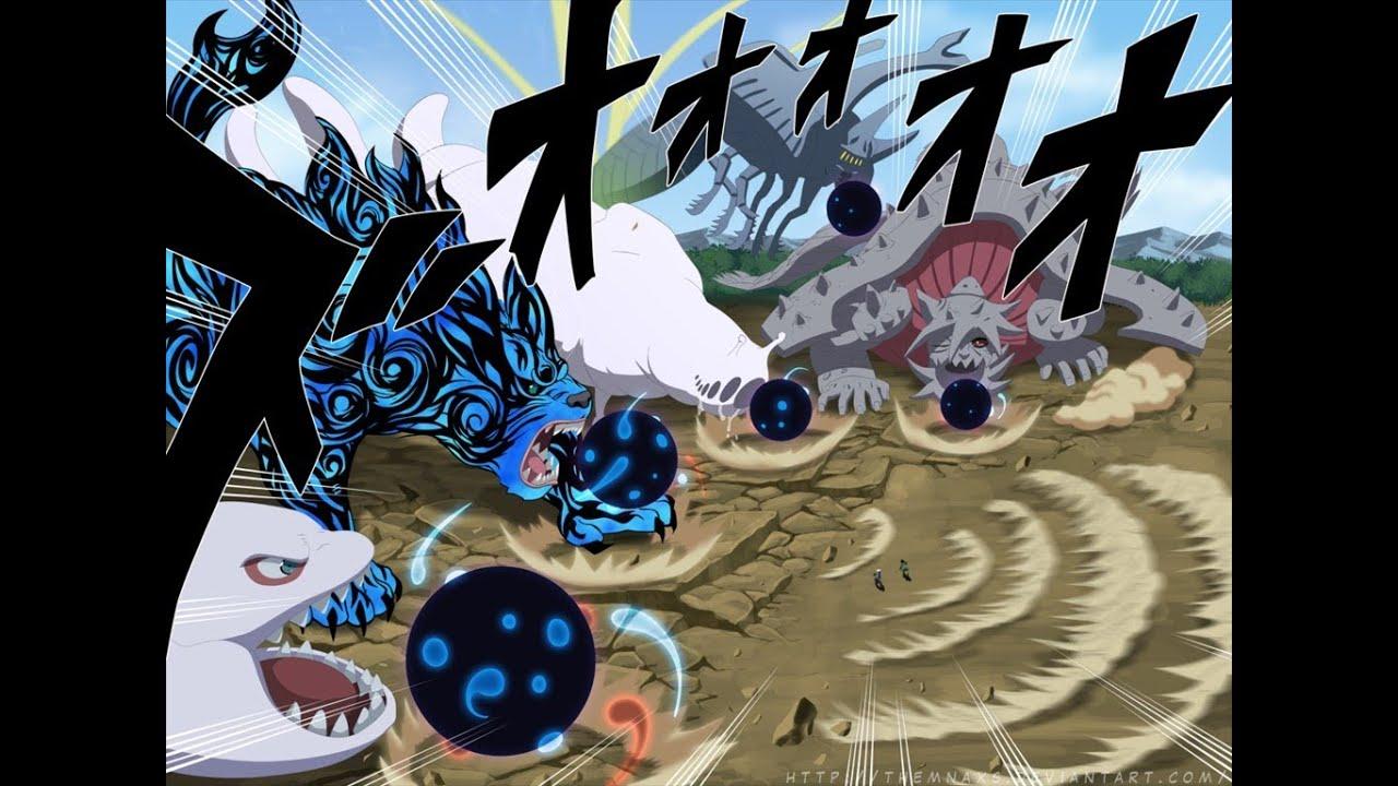 Naruto Shippuden Storm 3: Naruto vs Jinchuruki Full Fight ...