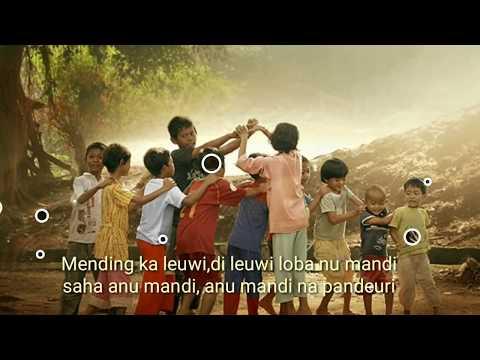 "Lagu Anak Sunda "" Oray - Orayan "" - Indonesian Traditional Song"