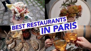 What to Eat in Paris  🇫🇷   Paris Restaurant Guide