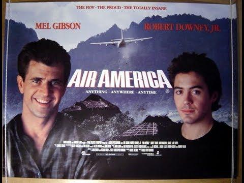 Air America - action - 1990 - Trailer