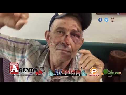 Delincuentes tumban de su motor a un agricultor para asaltarlo en SFM
