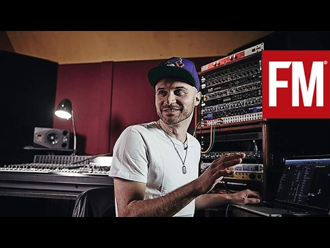 The Track: René LaVice on producing Richter Scale