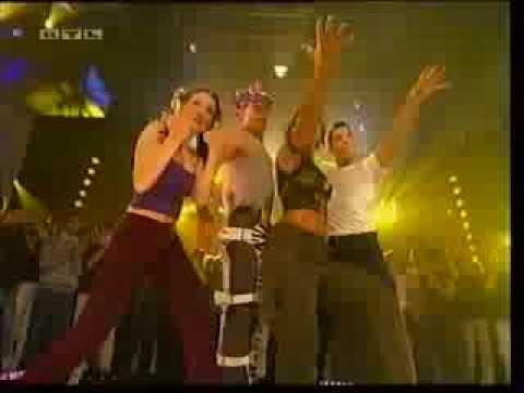 Vengaboys - Kiss (When The Sun Don't Shine) Live TOTP 1999
