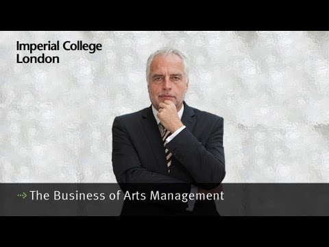 The business of arts management