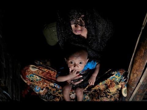 أخبار عالمية | #اليونيسيف: 150 طفلا يموتون في #ميانمار كل يوم  - 11:22-2017 / 5 / 24