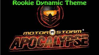 MotorStorm: Apocalypse Rookie Dynamic Theme