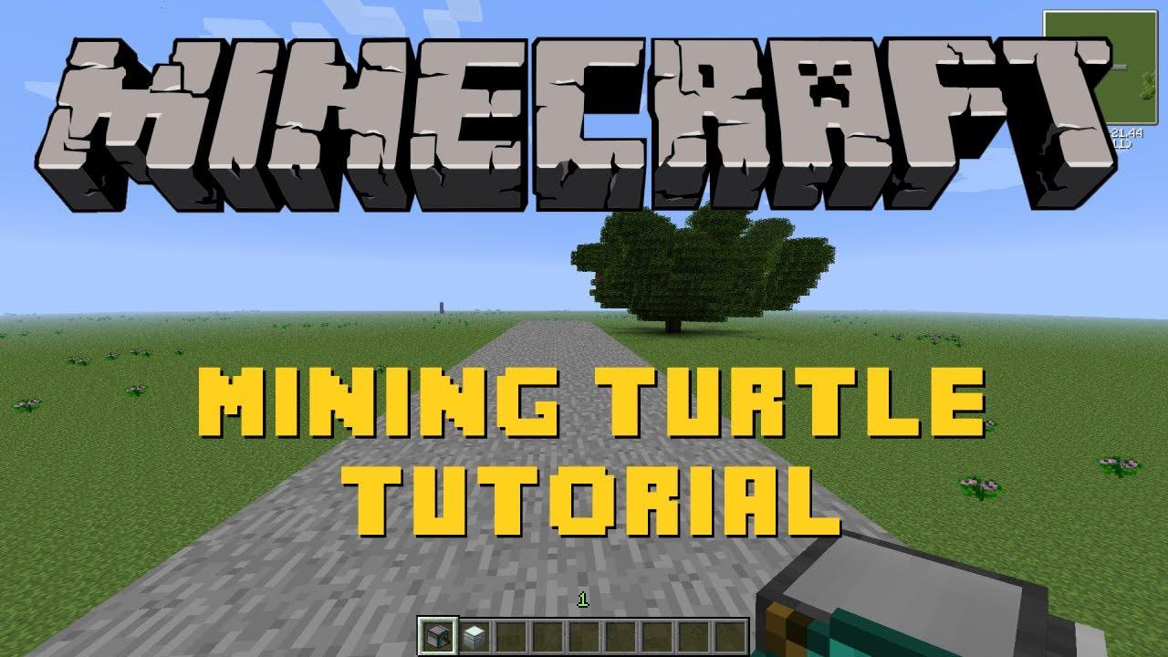 strip mining minecraft tutorial