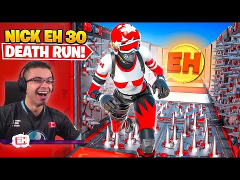 The official Nick Eh 30 Deathrun!