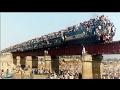 Kebayang Gak ? Inilah 10 Jalur Rel Kereta Api Paling Berbahaya Di Dunia