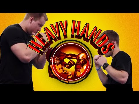 How to fight a Bigger Opponent (Heavy Hands #118)