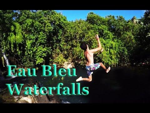 The Waterfalls Of Your Dreams...Eau Bleu, Mauritius