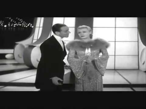 Aintjos - Fred Astaire & Ginger Rogers - Let's Face The ENERGY