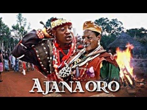 AJANA ORO- Epic Yoruba Movie thumbnail