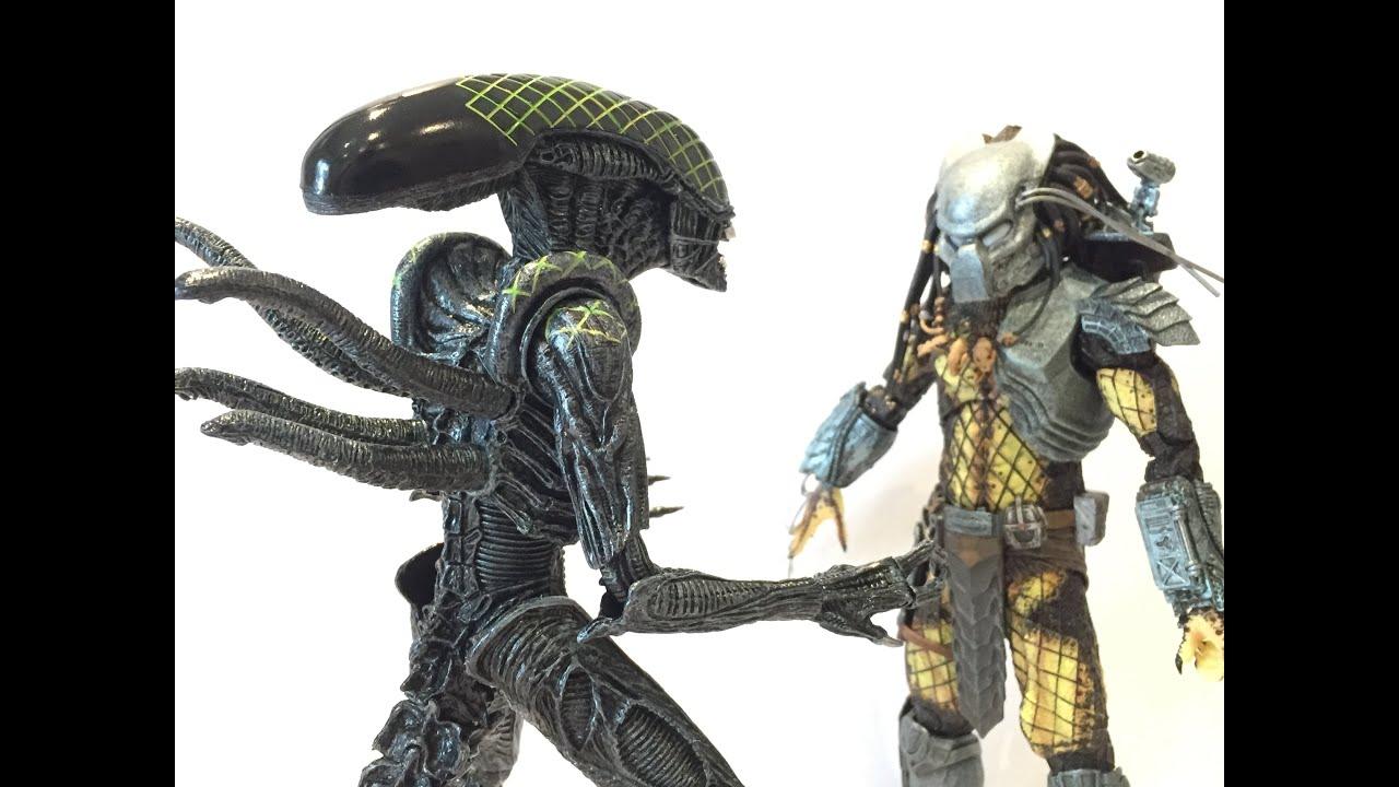 Alien Vs Preditor Toys 98