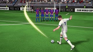 Free Kick Club World Cup 17 Android Gameplay